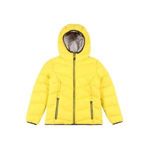 CMP Funkčná bunda  žltá