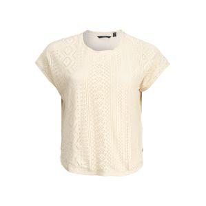 Vero Moda Curve Tričko  béžová