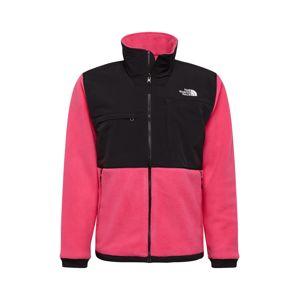THE NORTH FACE Outdoorová bunda 'Denali'  ružová / čierna