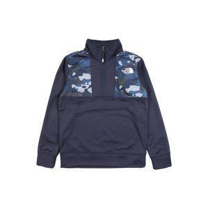 THE NORTH FACE Sweatshirt 'SURGENT'  námornícka modrá