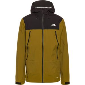 THE NORTH FACE Hardshelljacke 'Tente'  olivová / čierna