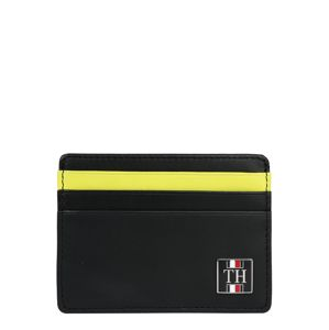 TOMMY HILFIGER Puzdro 'TH PLAQUE POP PLAQUE CC HOLDER'  čierna