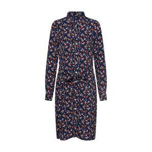 GANT Košeľové šaty 'SCRIBBLED'  tmavomodrá / zmiešané farby