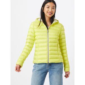 No. 1 Como Prechodná bunda 'BERGEN'  citrónová