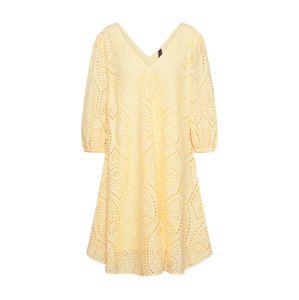 Y.A.S Letné šaty 'Penny'  žlté
