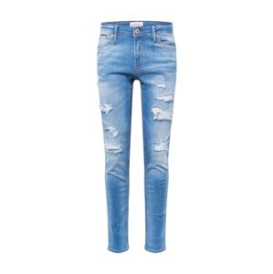 JACK & JONES Džínsy 'LIAM '  modrá denim