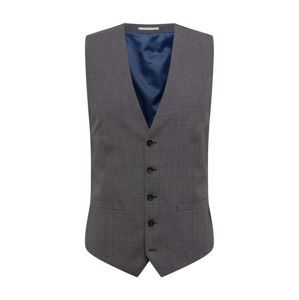 BURTON MENSWEAR LONDON Vesta 'GREY JASPE CHECK TAILORED...'  sivá