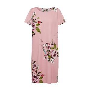 VILA Letné šaty 'VITINNY'  rosé