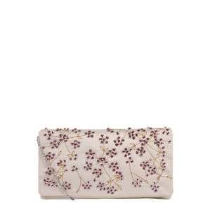 Mint&berry Listová kabelka 'Macie'  béžová / zlatá / bordové