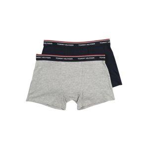 Tommy Hilfiger Underwear Nohavičky  námornícka modrá / sivá