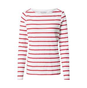 CRAGHOPPERS Funkčné tričko 'Erin'  červená / biela