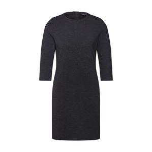 Sublevel Puzdrové šaty  čierna