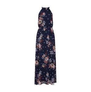Y.A.S Letné šaty 'Solira'  tmavomodrá / zmiešané farby