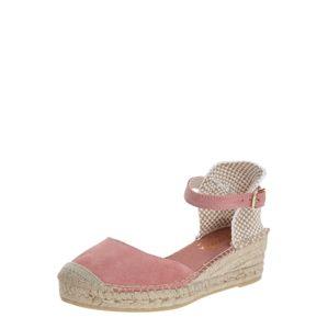 Vidorreta Sandále 'SERRAJE'  béžová / ružová