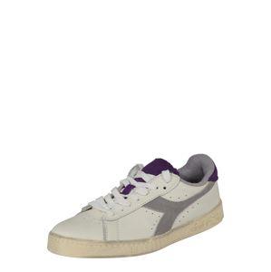 Diadora Športová obuv 'GAME L LOW USED'  biela / sivá