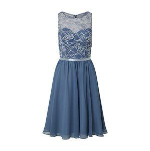 MAGIC NIGHTS Kokteilové šaty  dymovo modrá / strieborná