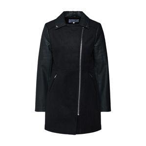 ABOUT YOU Prechodný kabát  čierna