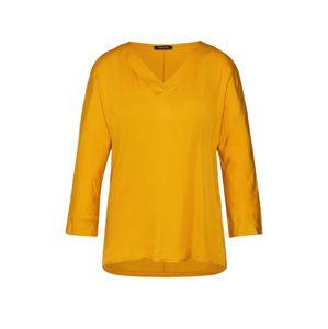 MORE & MORE Tričko 'Dolman'  žlté