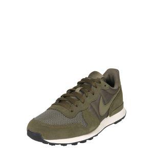Nike Sportswear Nízke tenisky 'INTERNATIONALIST'  olivová