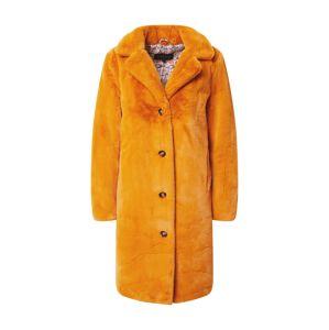 OAKWOOD Prechodný kabát 'Cyber'  zlatá žltá
