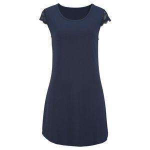 LASCANA Nachthemd  námornícka modrá