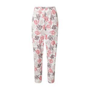 CALIDA Pyžamové nohavice  ružová / prírodná biela / ružová