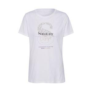 BOSS Tričko 'Tenovel'  biela