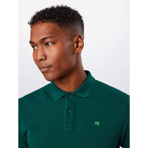 SCOTCH & SODA Tričko 'Classic cotton garment dyed polo'  jedľová