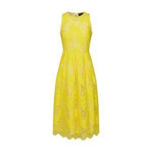 SAND COPENHAGEN Letné šaty 'Noam'  žlté