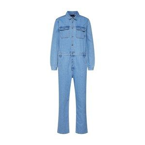 Dr. Denim Overal 'york boiler suit'  modrá denim