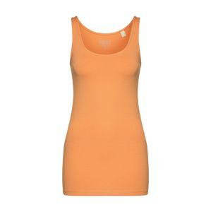 ESPRIT Top  oranžovo červená