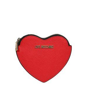 Love Moschino Peňaženka  červená