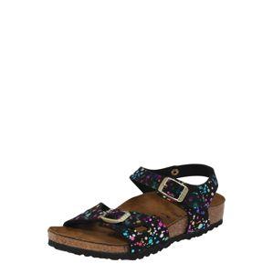 BIRKENSTOCK Sandále  čierna