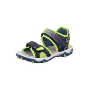 SUPERFIT Otvorená obuv 'MIKE 3.0'  zelená / modré