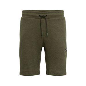 Nike Sportswear Nohavice 'M NSW OPTIC SHORT'  olivová