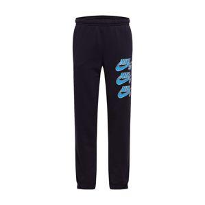 Nike SB Nohavice  modré / čierna