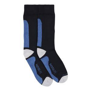 CRAGHOPPERS Športové ponožky 'NosiLife Advent'  námornícka modrá / čierna