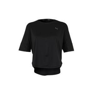 PUMA Funkčné tričko 'Explosive Tee'  čierna