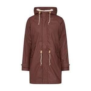 Derbe Prechodný kabát  hnedé