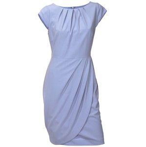 Heine Puzdrové šaty  svetlomodrá