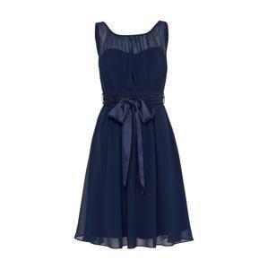 Dorothy Perkins Occasion Kokteilové šaty 'Beth'  námornícka modrá