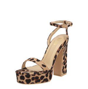 Raid Remienkové sandále 'GIANNA'  béžová / hnedá / čierna