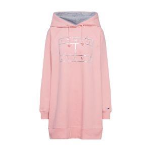 Tommy Jeans Šaty  ružová