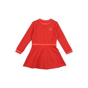 STACCATO Šaty  červené