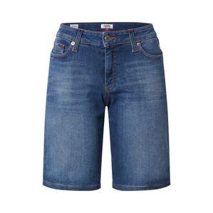 Tommy Jeans Džínsy  modrá