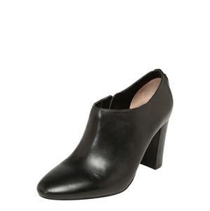 Lauren Ralph Lauren Členkové čižmy 'AUBREE-BOOTS-DRESS'  čierna