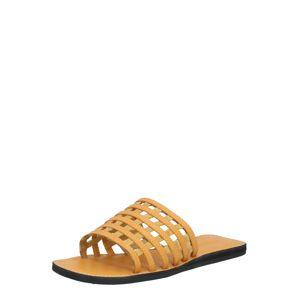 Shoe The Bear Šľapky 'TAO CAGE'  žltá