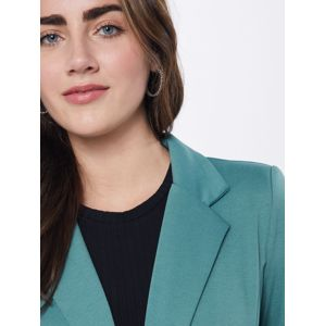 ICHI Blejzer 'Kate'  zelená / petrolejová