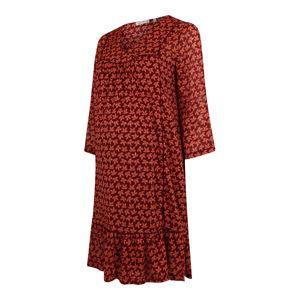 QUEEN MUM Letné šaty  koralová / červená