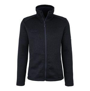 MAMMUT Funkčná flisová bunda 'Chamuera'  námornícka modrá / čierna